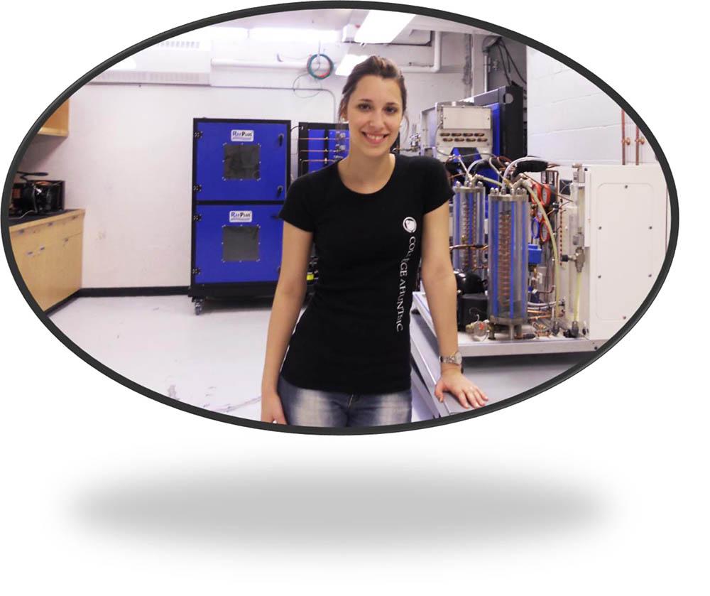 MARIE-ÈVE PLANTE PERRAS - Technologie de la mécanique du bâtiment - Collège AHUNTSIC
