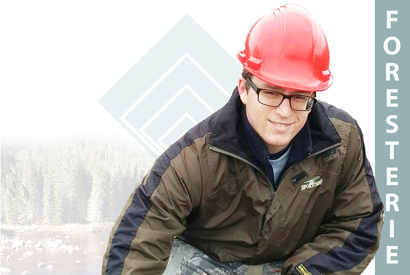 Vincent Saint-Gelais - Technologie forestière - Cégep de SAINTE-FOY