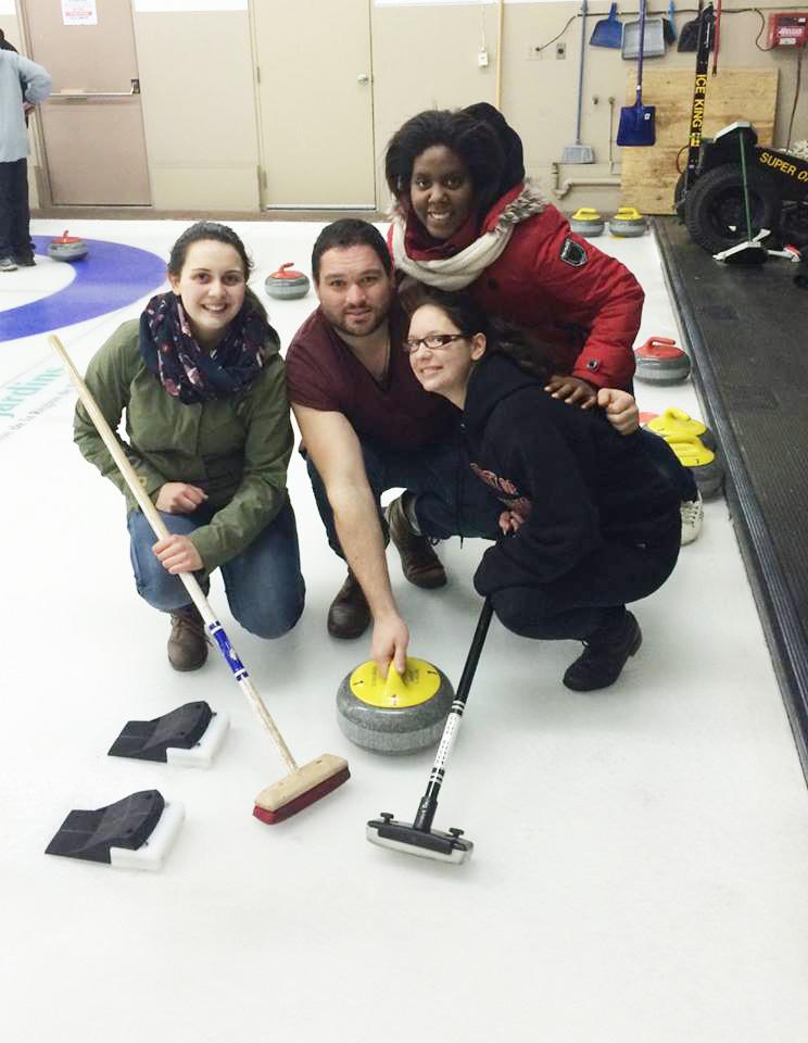 Activité Curling