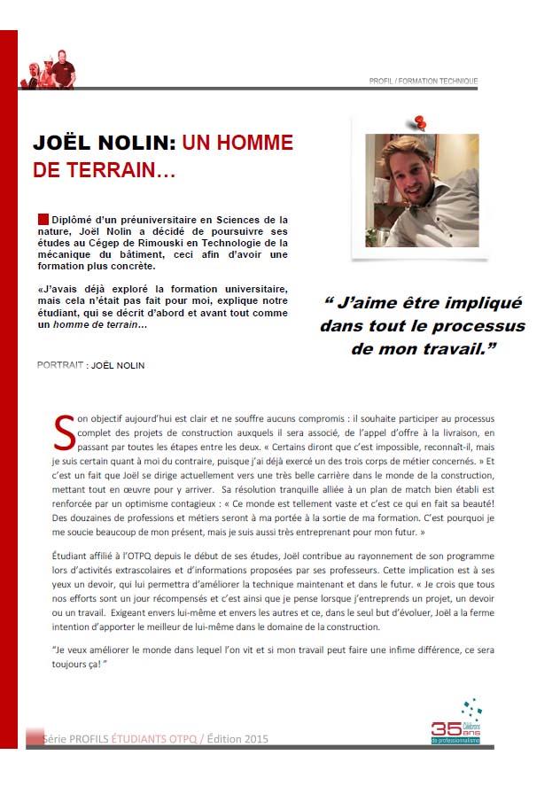 Joel Nolin