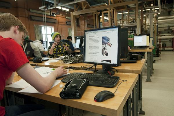 DÉPARTEMENT DE TECHNOLOGIE DE LA MÉCANIQUE DU BÂTIMENT - CÉGEP LIMOILOU