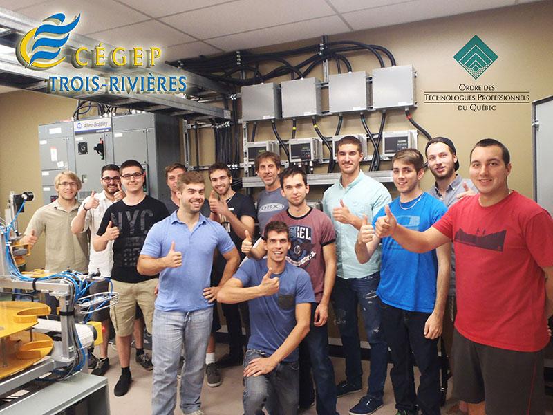 Département des Technologies du génie électrique - Cégep de TROIS-RIVIÈRES