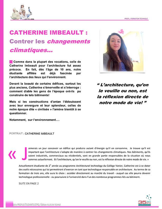 Catherine Imbeault
