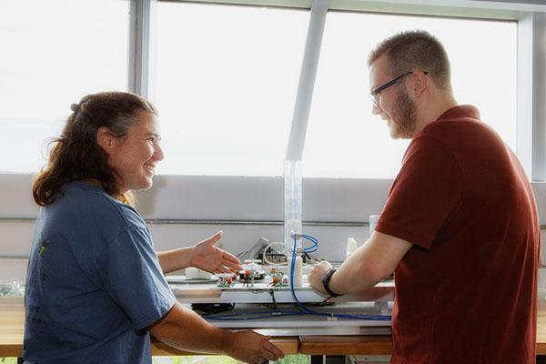 Technologie de systèmes ordinés – Électronique programmable et robotique (243.A0)